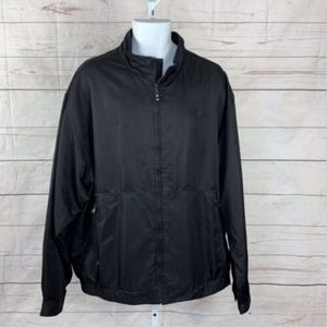 Cutter & Buck Whidbey WeatherTec Jacket XXL Black